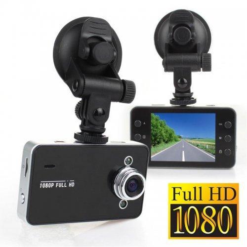 HD 1080P Камера за автомобил DVR - черна кутия за кола
