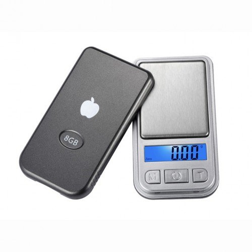 Мини електронна везна -джобен мащаб за бижута