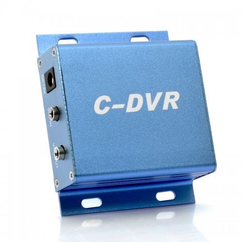 Едноканален аудио-видео DVR до 16GB запис от една камера