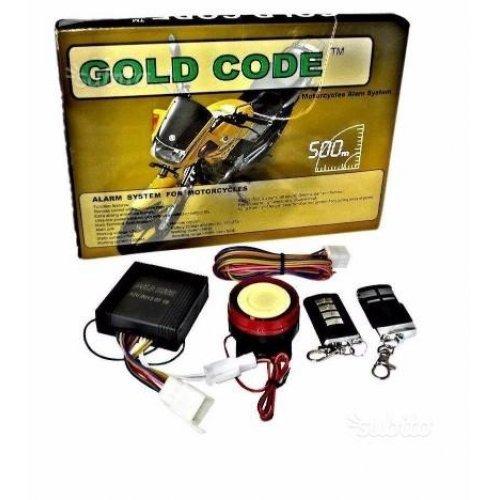 Аларма за мотор GOLD CODE