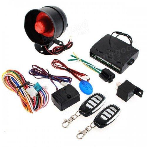 Авто аларма - Алармена система за автомобили, бусове