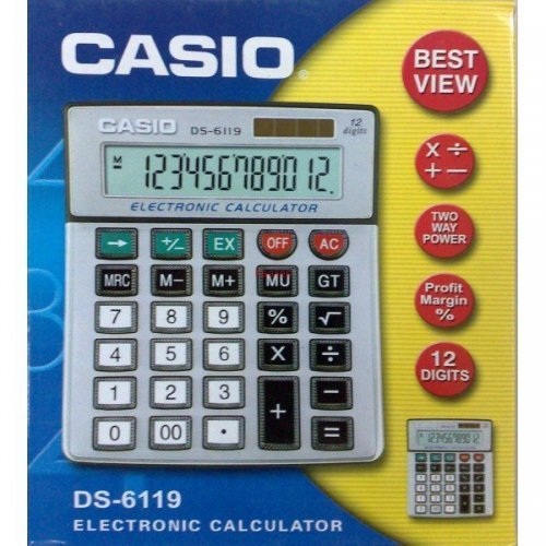 Електронен калкулатор CASIO 12 разряден