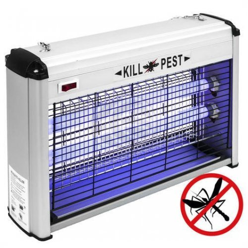 Лампа против насекоми Pest Killer за магазини и заведения 20W