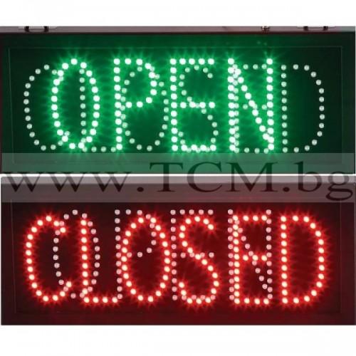 LED Рекламни табели за магазин или заведение