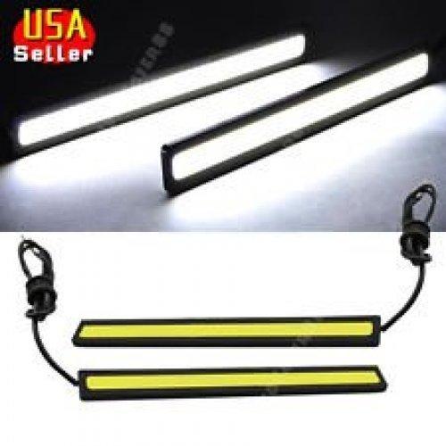 LED DRL Дневни светлини за кола - 2 модела