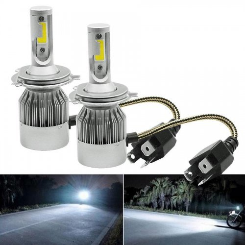 ПРОМО LED светлини крушки H7 H1 H4 Н3 за автомобил
