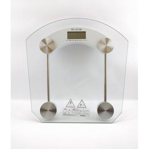Електронен стъклен кантар за домашна употреба до 180 кг.