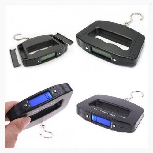 Електронен кантар до 50кг дигитална везна за багаж