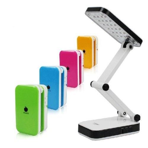 LED Сгъваема Презареждаща Лампа 5S