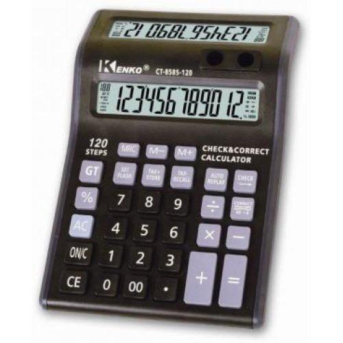 Електронен калкулатор с двоен дисплей