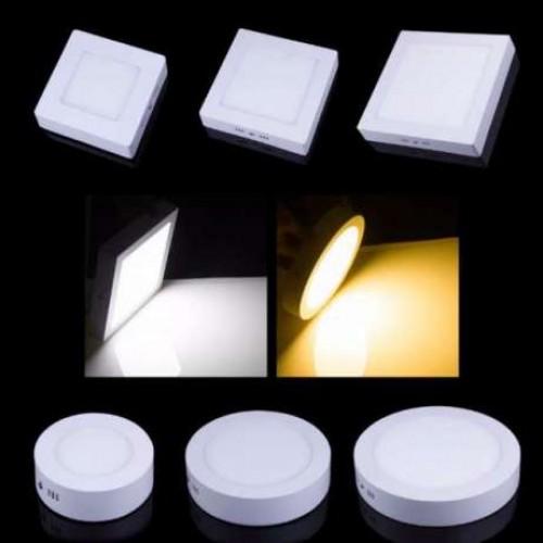 LED Панел 6W , 12W , 18W , За Външен Монтаж