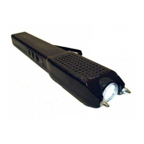 Мощен Електрошок WS-802 с алармен сигнал и фенер