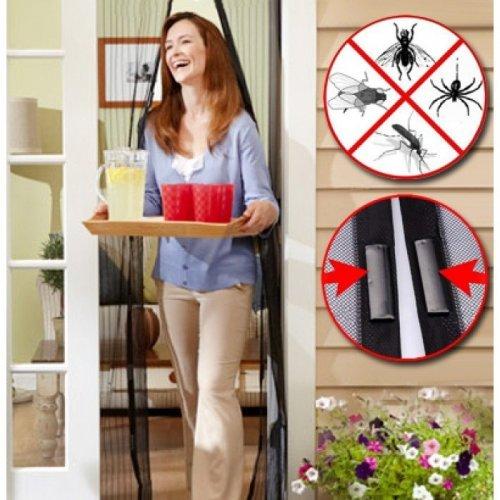 Мрежа против насекоми с магнитно закопчаване Magic Mesh
