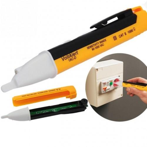 Устройство за тестване за наличие на волтаж - волтметър