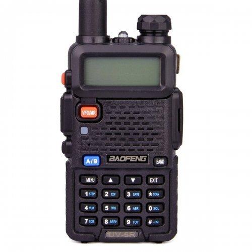 Радиостанция Двубандова BAOFENG UV-5R