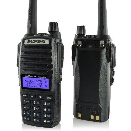 Радиостанция Двубандова BAOFENG Uv-82
